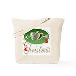 I Love Christmas Tote Bag