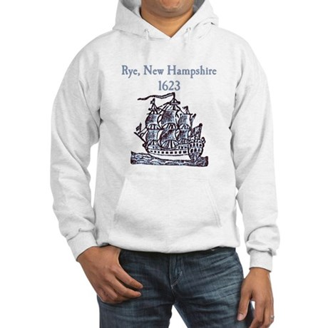 Rye NH Hooded Sweatshirt