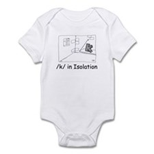 K in isolation Infant Bodysuit