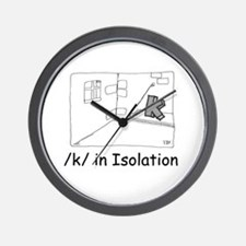 K in isolation Wall Clock