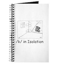 K in isolation Journal