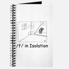 F in isolation Journal