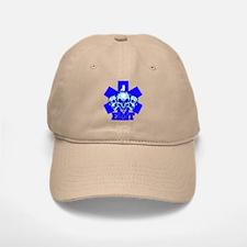 EMT 3-SKULLS Baseball Baseball Cap