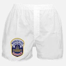 D.C. Metro PD Boxer Shorts