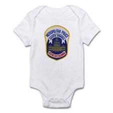 D.C. Metro PD Infant Bodysuit