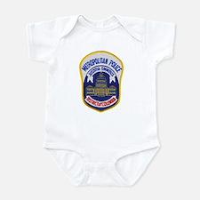 D.C. Metro PD Infant Bodysuit