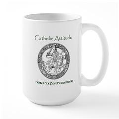 Catholic Attitude Mug