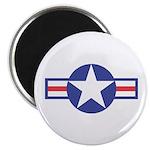 US USAF Aircraft Star Magnet