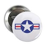 US USAF Aircraft Star Button
