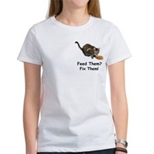 Feed Them? Fix Them! Tee