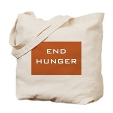 End Hunger Tote Bag/Grocery sack