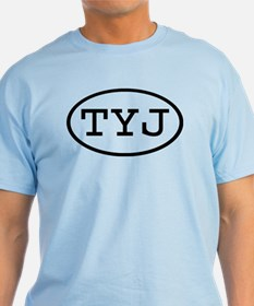 TYJ Oval T-Shirt