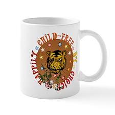 Happily Child-Free Mug