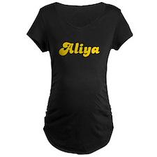 Retro Aliya (Gold) T-Shirt