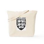 Vintage England Tote Bag