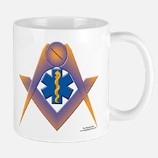 The Masonic Star of Life Mug