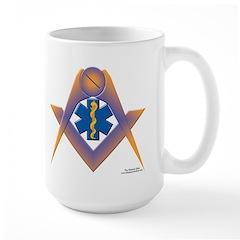 The Masonic Star of Life Mug