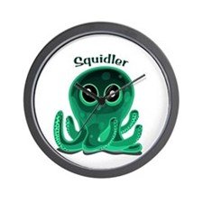 Squidler Wall Clock