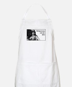 Well Behaved Women BBQ Apron