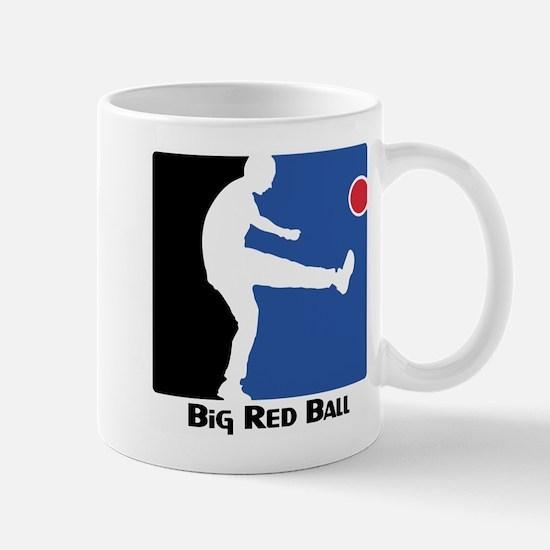 BigRedBallSlogo Mugs