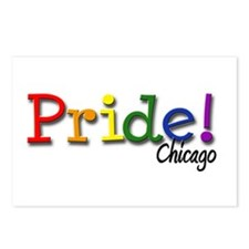 Chicago Gay Pride Postcards (Package of 8)