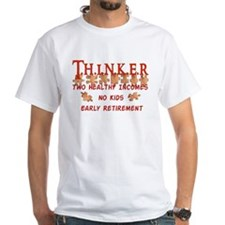 Child-Free Thinker Shirt