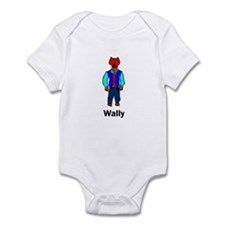 Wally Infant Bodysuit