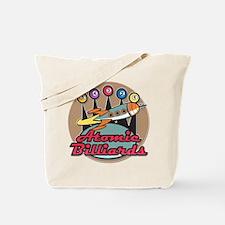 Atomic Billiards Tote Bag