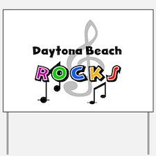 Daytona beach yard signs custom yard lawn signs for Landscaping rocks daytona beach