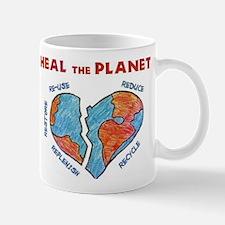 Heal the Planet Mug