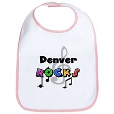 Denver Rocks Bib