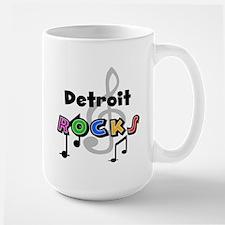 Detroit Rocks Mug