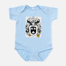 Strickland Family Crest Infant Creeper