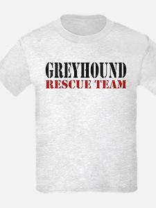 Greyhound (race dog) Rescue T-Shirt