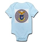 Air Force Officer School Infant Creeper