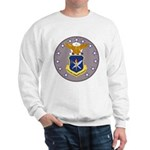 Air Force Officer School (Front) Sweatshirt