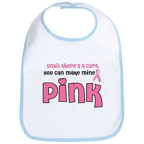 Make Mine PINK 8 Bib