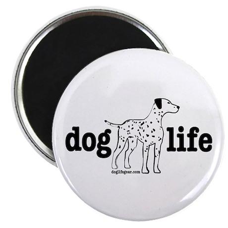 Dog Life Gear.com Magnet
