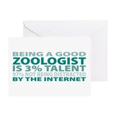 Good Zoologist Greeting Card
