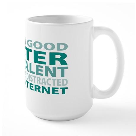 Good Writer Large Mug