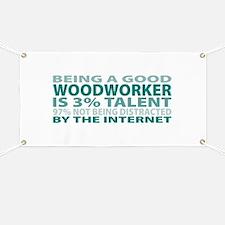 Good Woodworker Banner