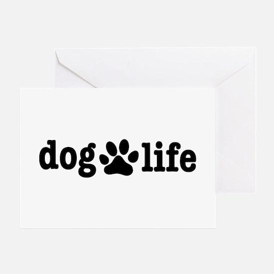 Dog Life Gear.com Greeting Card