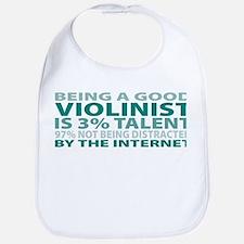 Good Violinist Bib