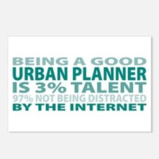 Good Urban Planner Postcards (Package of 8)