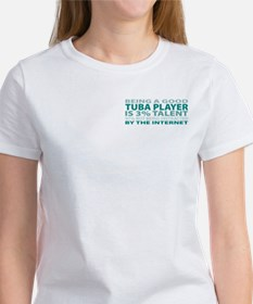 Good Tuba Player Women's T-Shirt