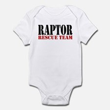 Raptor Rescue Team Infant Bodysuit