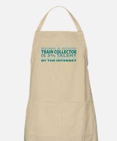 Good Train Collector BBQ Apron
