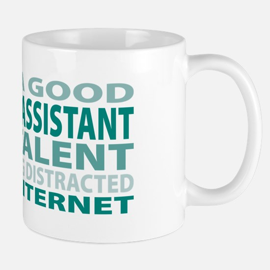 Good Teaching Assistant Mug