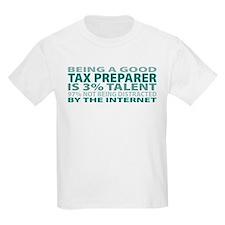 Good Tax Preparer T-Shirt