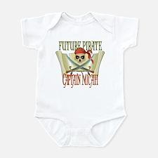 Captain Micah Infant Bodysuit